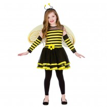 Bumblebee Girls Costume