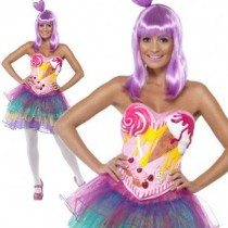 Candy Queen Costume