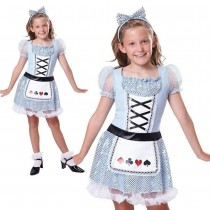 Card Girl Costume