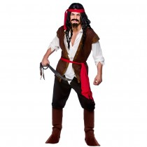 Caribbean Pirate (Budget) (Fancy Dress)