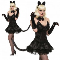 Miss Kitty Cat (Black)