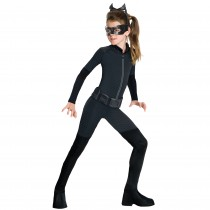 Catwoman Jumpsuit Child - Medium