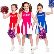 Cheerleader Girls ADD ON Pom Poms
