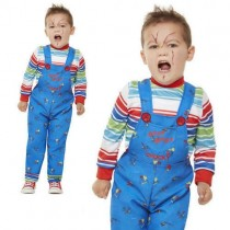 Chucky Toddlers Costume