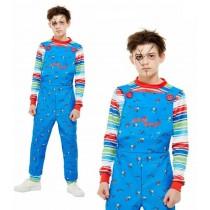 Boys Chucky Costume
