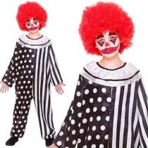 Boys Kreepy Clown Costume