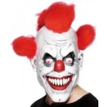 Clown 3/4 Mask