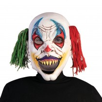 Evil Clown (Open Mouth) Mask