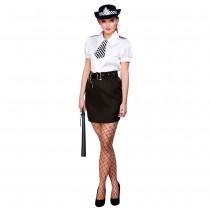 Constable Cutie Policewoman Costume