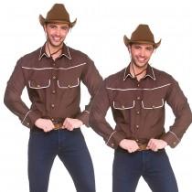 Brown Cowboy Jacket