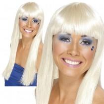 70s Blonde Wig
