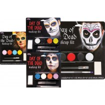 Day Of The Dead Make Up (Fancy Dress)