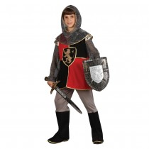 Boys Deluxe Knight of the Realm (Fancy Dress)