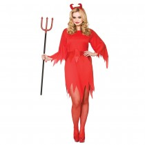 Adult Wicked Red Devil Costume