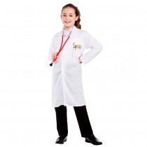 Child Doctors Coat Vet Costume