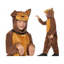 Brown Puppy Dog Kids Costume