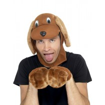 ADULT INSTANT PUPPY FANCY DRESS KIT