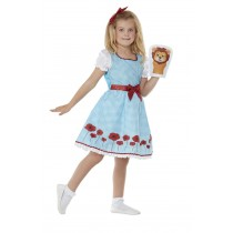 Deluxe Country Girl Costume
