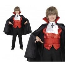 Dracula Boy Costume
