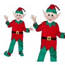 Santas Helper / Elf Mascot