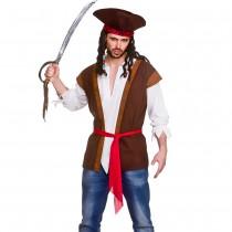 Pirate Shirt & Waistcoat