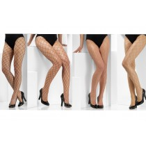 Fishnet Tights (Fancy Dress)