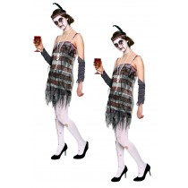 Ladies Flapper Costume