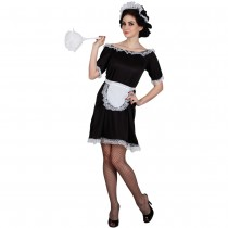 Classic French Maid - Budget (Fancy Dress)