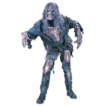 Adult Complete Zombie Costume