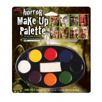Horror Makeup Pallete 8 Colour