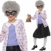 David Walliams Deluxe Gangsta Granny Costume