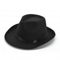 Gangster Hat Wool Felt
