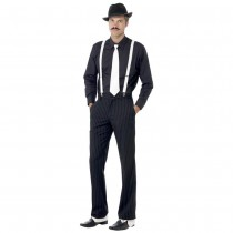 Gangster Instant Kit (Fancy Dress)