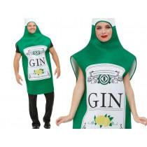 Gin Bottle Costume