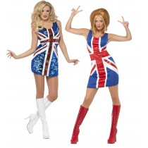 Ginger Spice Costumes