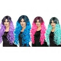 Gothic Glamour Wig (Fancy Dress)