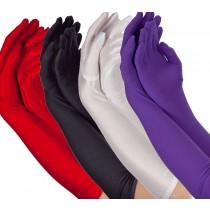 Ladies Long Gloves