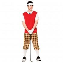 Pub Golfer Mens Stag Costume