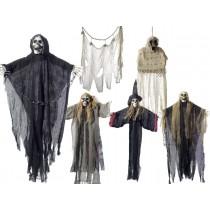 Hanging Skeleton Halloween Decoration