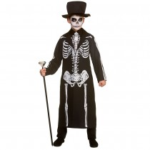 Day Of The Dead Skeleton (Fancy Dress)