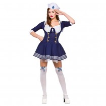 Hello Sailor Costume Hat Included