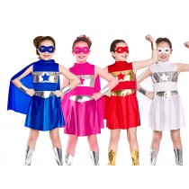 Superheros (Fancy Dress)