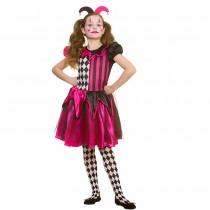 Freaky Jester Costume (Fancy Dress)