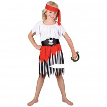 High Seas Pirate Girl (Fancy Dress)