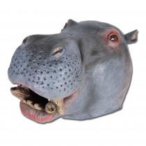 Hippo Mask
