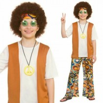 Cool Hippie Boy Costume