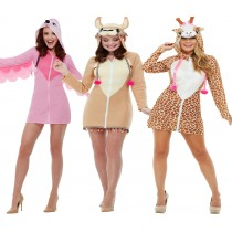 Animal Ladies Costume
