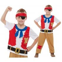Horrible Histories Pirate Crew Costume