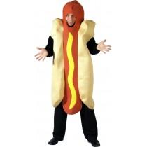 Hot Dog Costume
