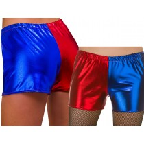 Metallic Hot Pants